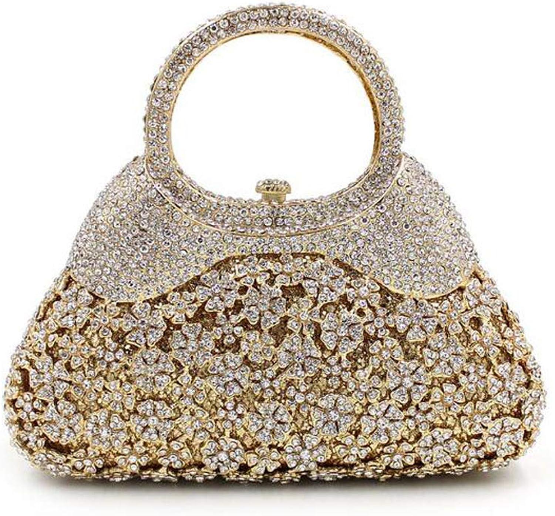Evening Clutch Bag Women Diamond Rhinestone