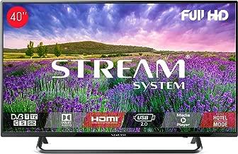 "Stream System BM40L81+ - TV LED 40"" Full HD, HDMI, USB"