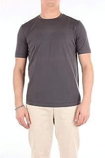 FILINTRAMA Luxury Fashion Mens A32183GREY Grey T-Shirt | Season Outlet