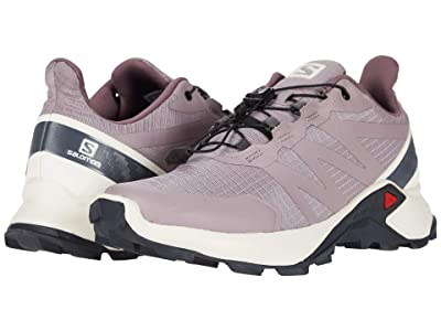 Salomon Supercross (Quail/Vanilla Ice/India Ink) Women