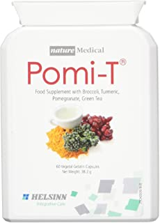 Pomi-T Polyphenol Food Supplement 60 Capsules (Pack of 4)