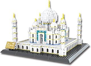 Dragon Blok Architect: Taj Mahal Building Kit (1505 Pieces)