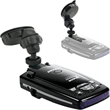 ChargerCity EasyConnect Strong Suction Mount for Escort Passport 9500ix 8500 X50 X70 X80 S55 Solo S2 S3 and Beltronics 995 975 965 955 Radar Detector (NOT FOR MAX & MAX2)