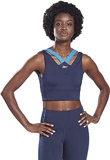 Reebok SH Fashion Bra Soutien-Gorge de Sport Femme
