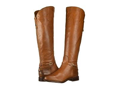 Franco Sarto Haylie (Cognac Leather) Women