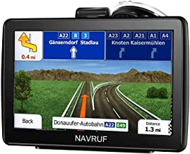 Car GPS Navigator, 7 Inch Car GPS Navigation System 8GB Voice Navigation, Driving Alarm, Voice Transition Direction, with ... photo