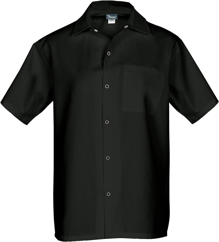 Fame Short Sleeve Cook Shirt