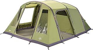 Vango Odyssey 600 Air Beam - inflable túnel tienda haz 600 - color Epsom verde, 6 personas