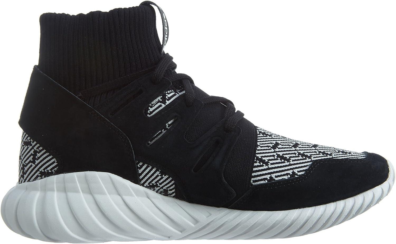 adidas Tubular Doom Sock Primeknit, Sneaker a Collo Alto Uomo Cblack Cblack Vinwht