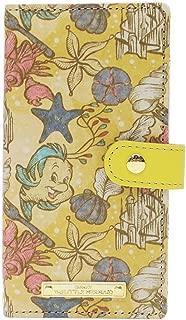 リトルマーメイド[本革アイフォン8カバー]レザー製手帳型iPhone8ケース/ロマンチックシリーズ ディズニー