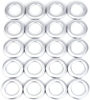 SurePromise One Stop Solution for Sourcing 40 STK./60 STK. oesen rund bössa plastoese sidoskal tygoeset gardiner tillbehör...