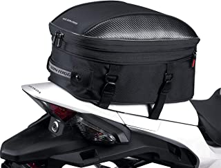 Nelson-Rigg Black CL-1060-ST Touring Tail/Seat Bag