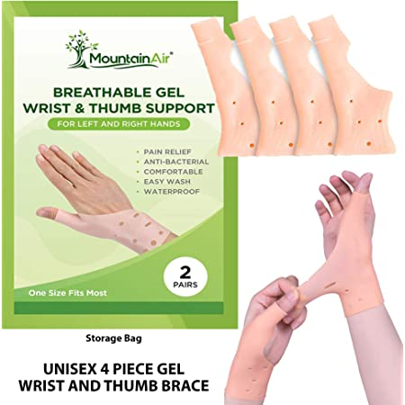 Dr 4 Pieces Spica Large Frederick/'s Original Wrist and Thumb Brace
