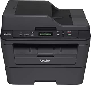 Brother DCPL2540DW Wireless Compact Laser Printer, Amazon Dash Replenishment Ready