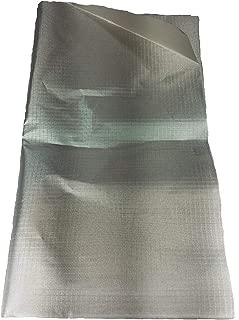 rf shielded nickel copper fabric