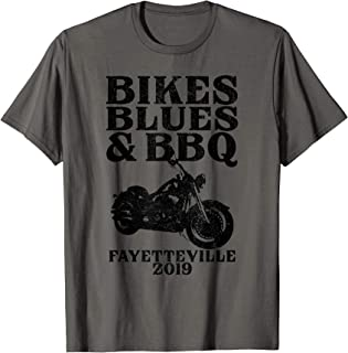 bikes blues and bbq t shirts