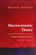 Macroeconomic Theory: A Dynamic General Equilibrium Approach - Second Edition