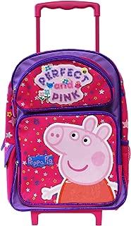 Best peppa pig rolling luggage Reviews