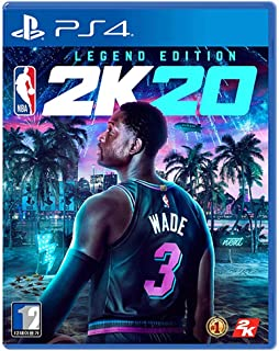 NBA 2K20 : Legend Edition [韓国語版] - PS4 [海外直送品]