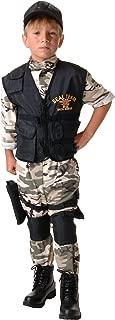 Navy SEAL Team Kids Costume