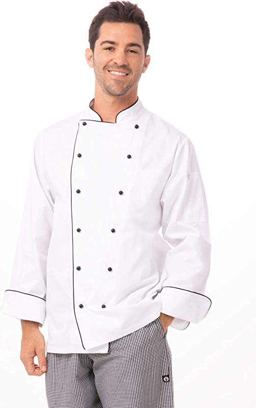 Chef Works Men S Newport Executive Chef Coat