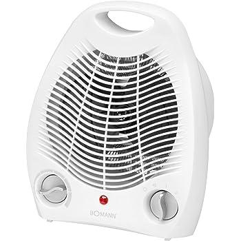 Bomann HL 1096 CB Calefactor, 2 niveles de temperatura, función ...