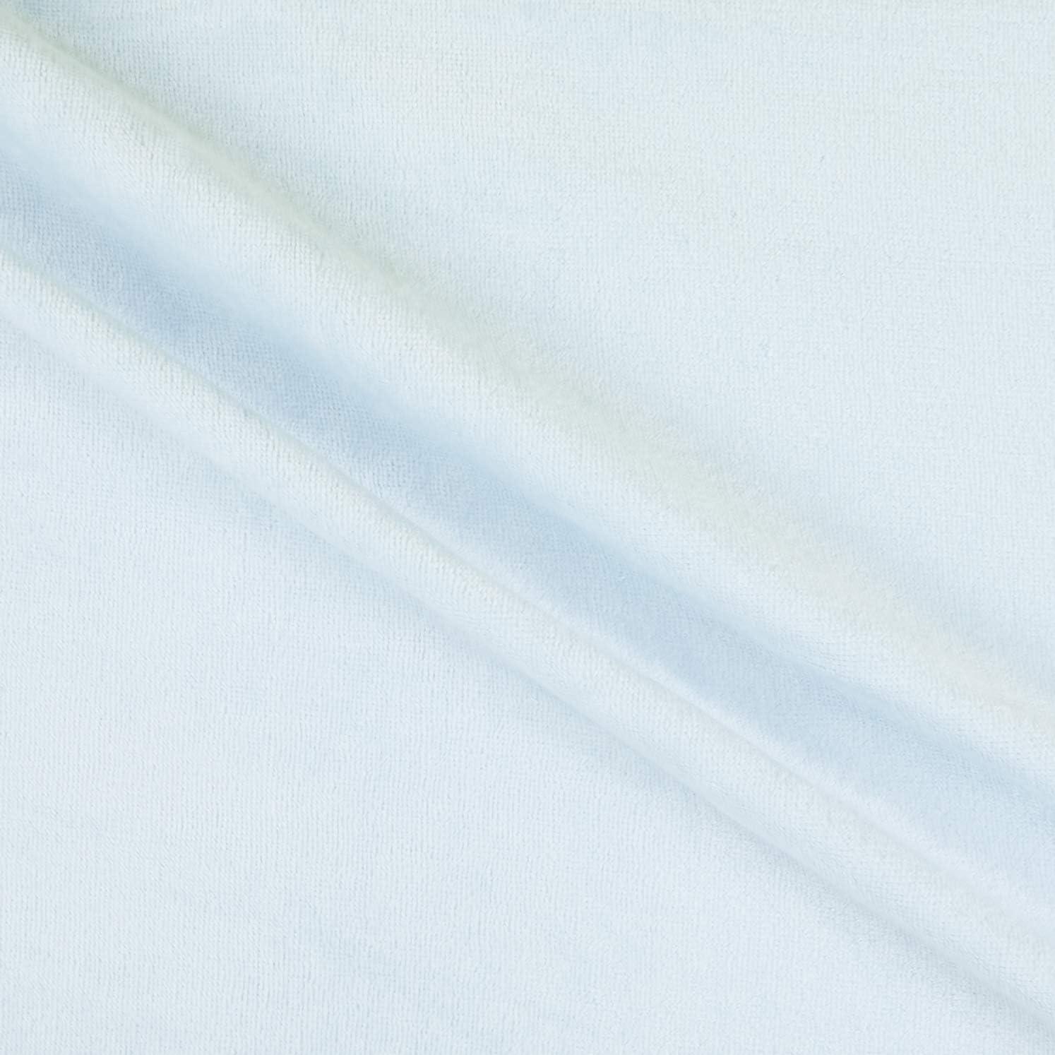 12 oz. Comfort Terry Velour Light Yard 10 Bolt Max 60% OFF Blue Many popular brands