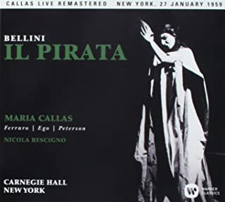 Best bellini il pirata callas Reviews