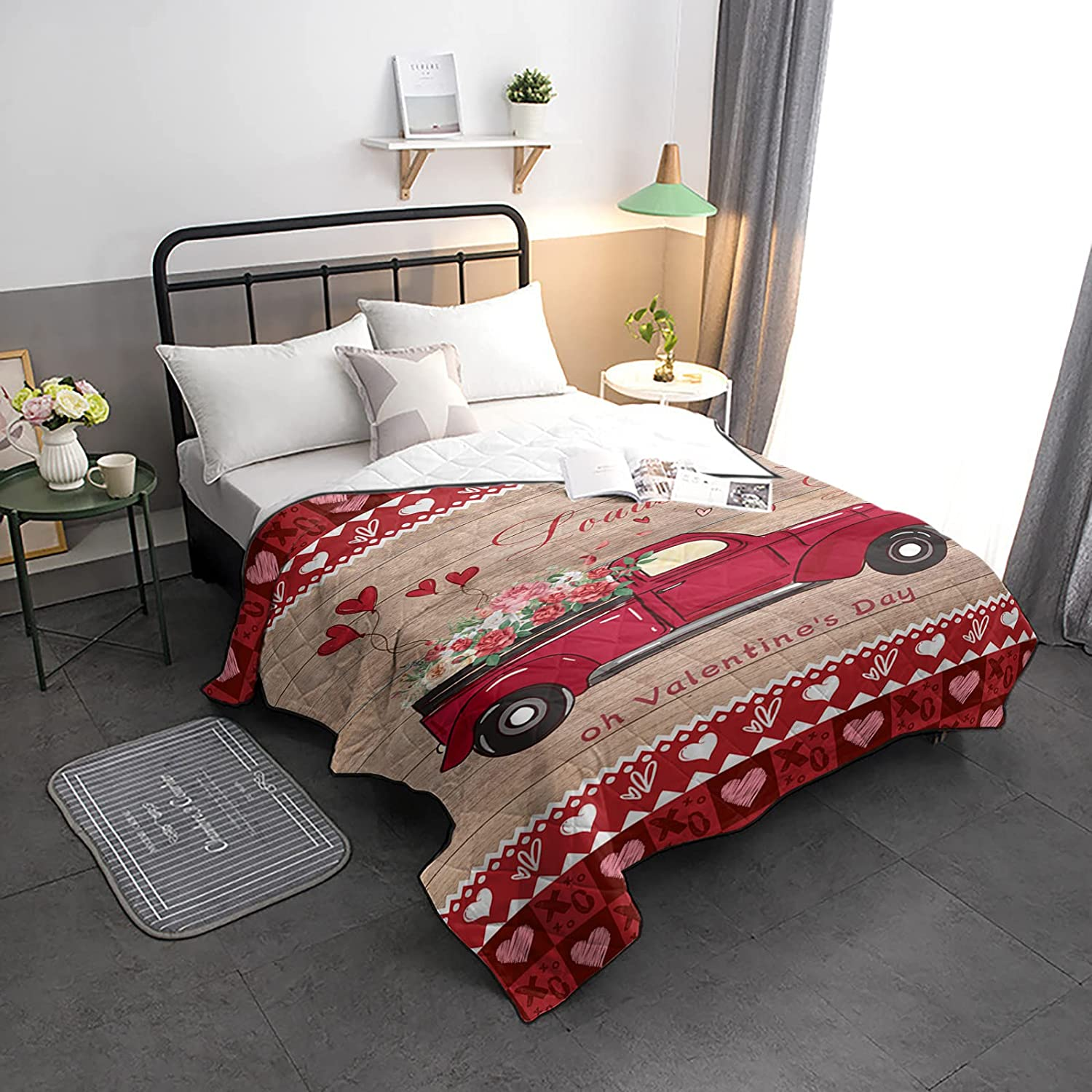 HELLOWINK Bedding At the price of surprise Comforter Duvet Branded goods Qu Twin Lighweight Size-Soft