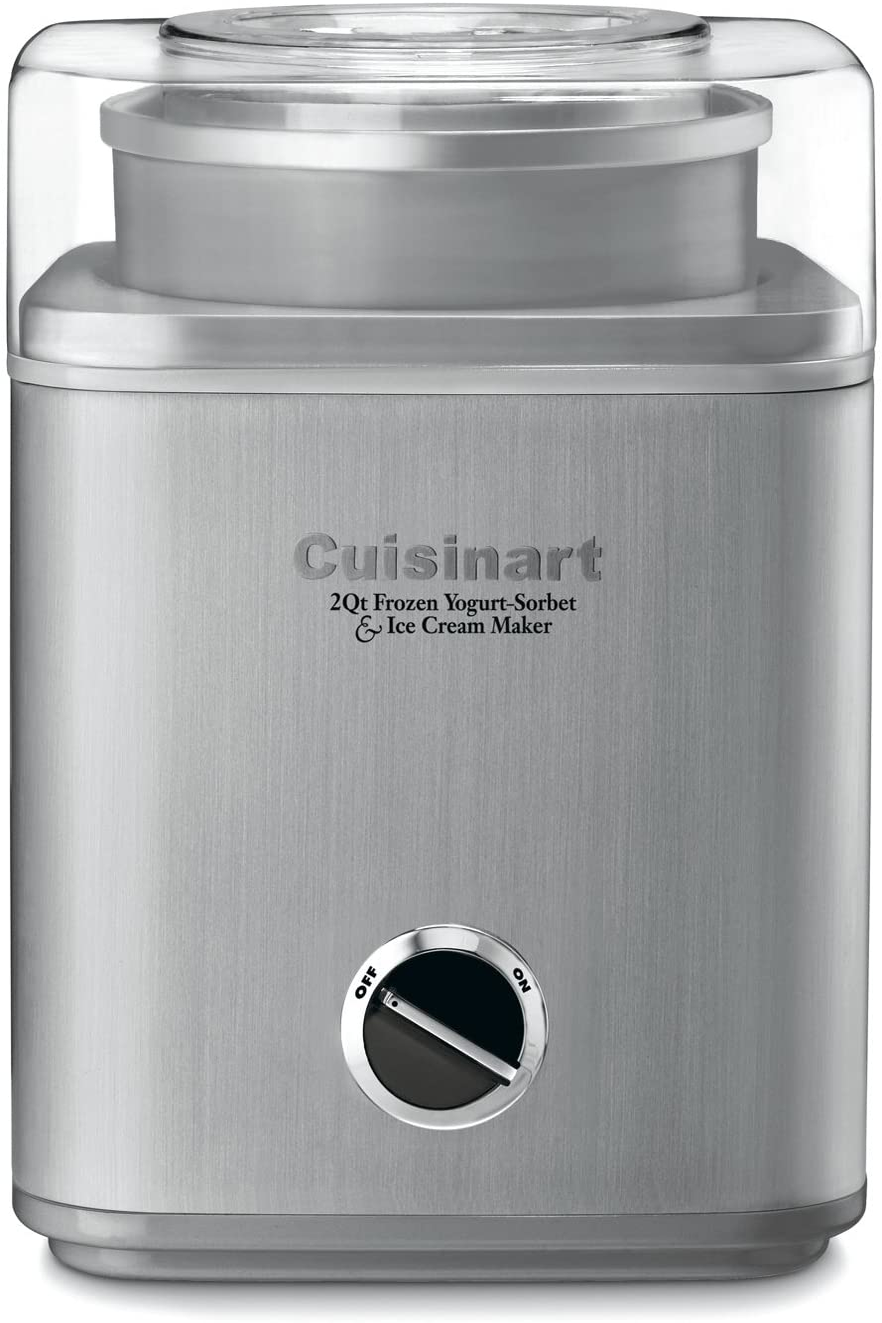 Cuisinart ICE30BC - Best Rated Ice Cream Maker