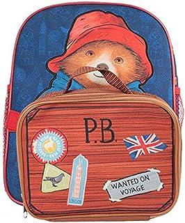 Mochila Paddington Bear para niños con Estuche Desmontable