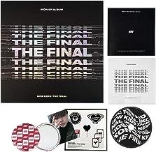 IKON EP Album - New Kids : The Final [ BLACKOUT ver. ] CD + Booklet + Photocard + Sticker + Folded Poster + FREE GIFT / K-Pop Sealed