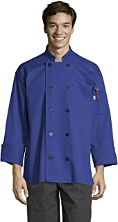 Uncommon Threads Marroquí Chef Coat 10 Btn Camisa para Mujer