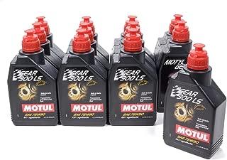 Motul 105778 300 LS SAE 75W90 Gear Oil, 1 Liter