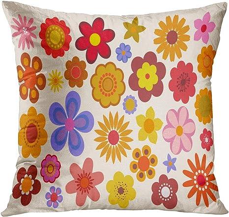 1970s Vintage Velvet Decorative Pillow Covers  Boho Decor  Home Decor  Decorative Pillows