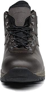 Eddie-Bauer-Brad-Leather Upper-100% waterproof hiking boots( Style Brad), size 10