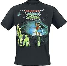 Uriah Heep T Shirt Demons and Wizards Album Cover Band Logo Official Mens