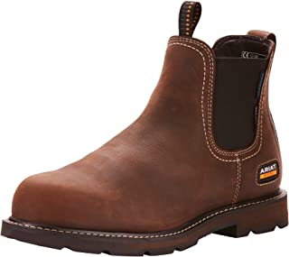 ARIAT Groundbreaker H2O Steel Toe Safety Boots
