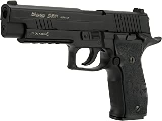 Sig Sauer P226 X-Five CO2 Airgun Pistol, Black, 0.177