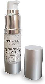 Eye Puffiness Formula de Real Skin Labs, Suero avanzado y