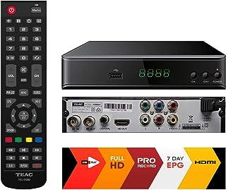 2018 New TEAC HDB860 DVB-T2 FHD HDMI PVR USB H.264 MEIDA Play, Australia DTV Set TOP Box