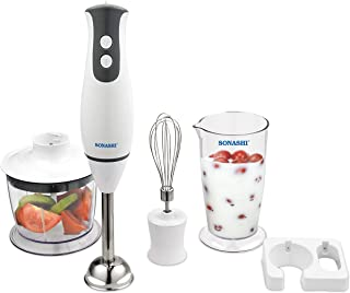 SONASHI 3 IN 1 HAND BLENDER SHB-169JBC