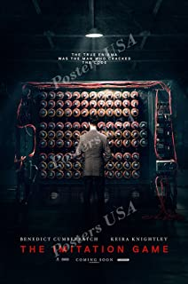 Posters USA - Imitation Game Movie Poster GLOSSY FINISH - MOV175 (24