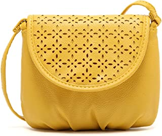 Lookatool Women Leather Satchel Shoulder Bag Cross Body Messenger Tote Mini Handbag
