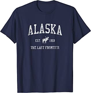 Best alaska t shirt Reviews