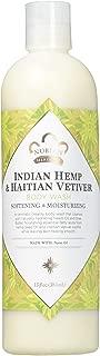 Nubian Heritage Indian Hemp Body Wash, Indian Hemp 13 OZ (Pack of 3)