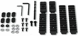 Tapco MNT90302 Ultimate Accessory Rail Set, Black