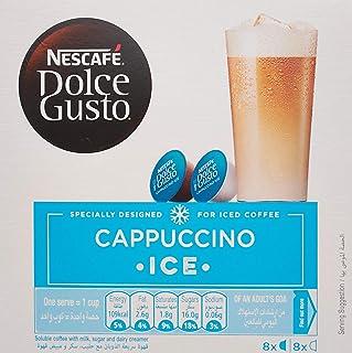 Nescafe Dolce Gusto Cappuccino Ice - 16 Capsules