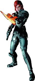 Square Enix Mass Effect 3: Play Arts Kai: Female Commander Shepard Action Figure