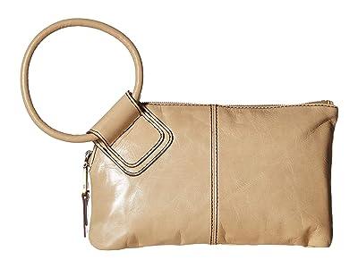 Hobo Sable (Parchment) Clutch Handbags